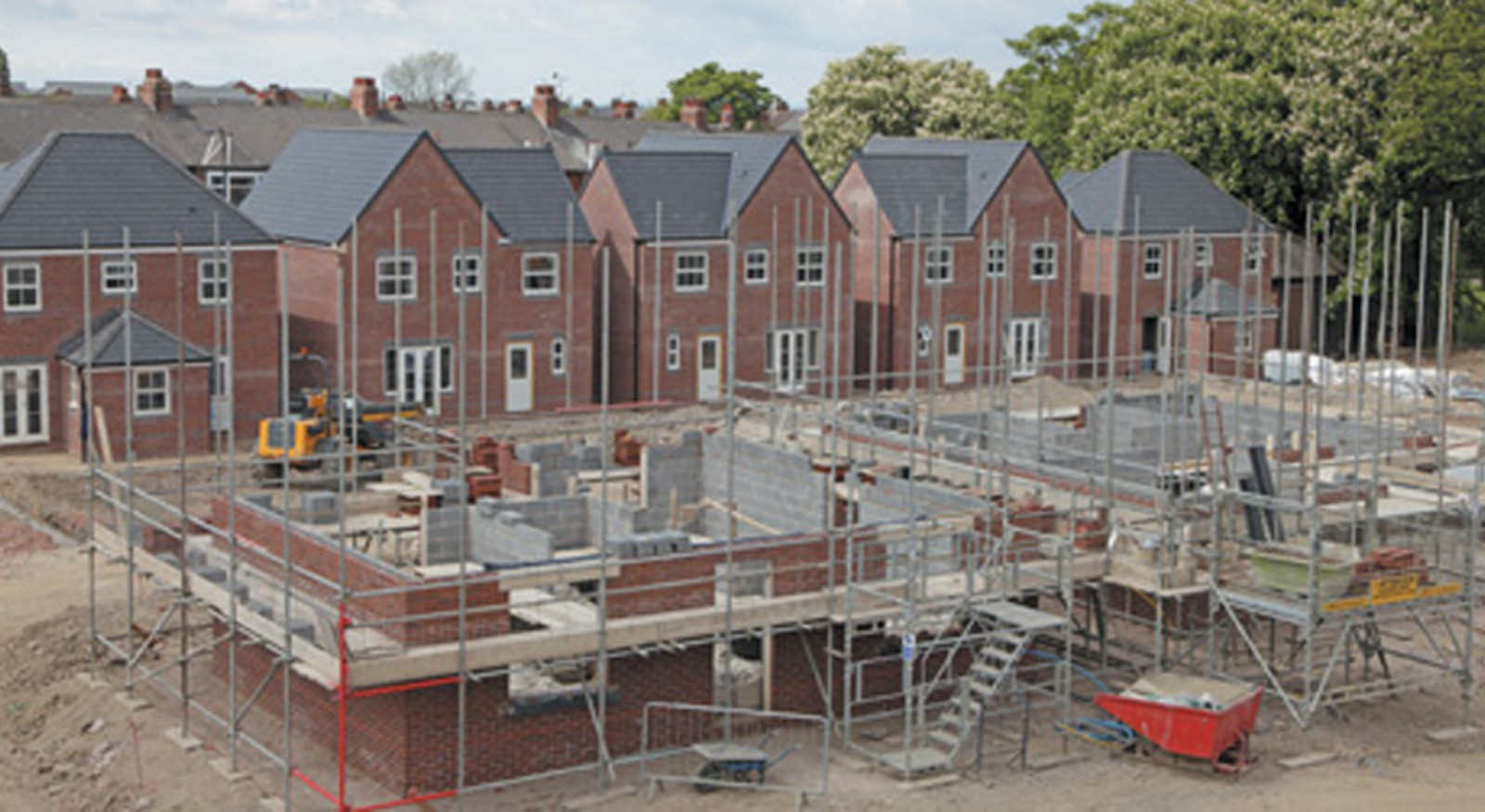New Builds & Building Contractors